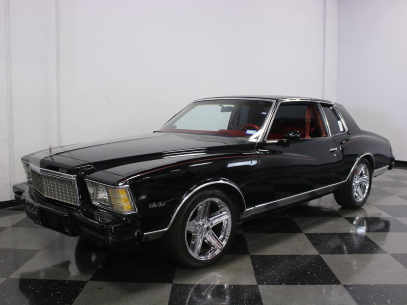 1979 Chevrolet Monte Carlo Is Listed Sold On Classicdigest In Fort Worth By Streetside Classics For 21995 Classicdigest Com