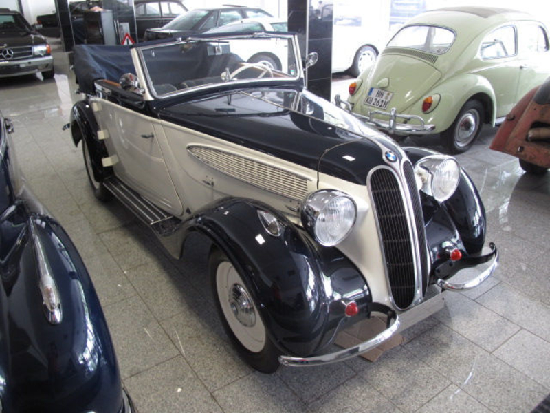 1937 BMW 326 is listed For sale on ClassicDigest in Riemenstraße ...