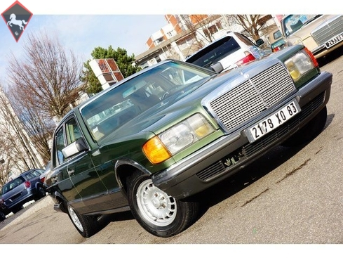 Mercedes-Benz 280 S/SE/L w126 1983