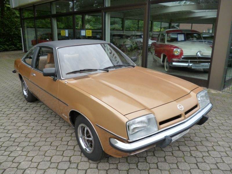 1978 Opel Manta is listed Sold on ClassicDigest in Alte Bundesstr