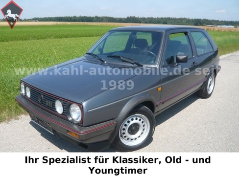 Volkswagen Golf 1986