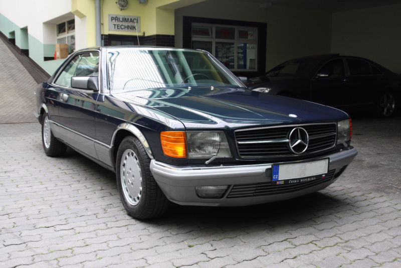1982 mercedes benz 500 sec w126 is listed sold on. Black Bedroom Furniture Sets. Home Design Ideas