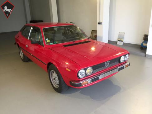 Lancia Beta 1979