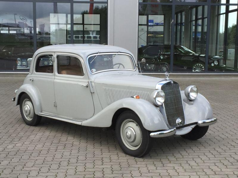 1952 mercedes benz 170v is listed verkauft on classicdigest in lise meitner str 2de 25746 heide. Black Bedroom Furniture Sets. Home Design Ideas