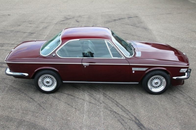 1970 bmw 2800cs e9 is listed sold on classicdigest in. Black Bedroom Furniture Sets. Home Design Ideas