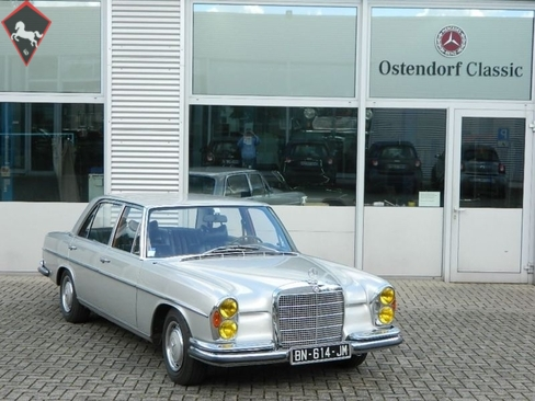 1973 mercedes benz 300sel 6 3 w109 is listed till salu on. Black Bedroom Furniture Sets. Home Design Ideas