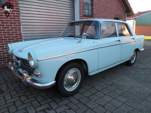 Peugeot 404 1961
