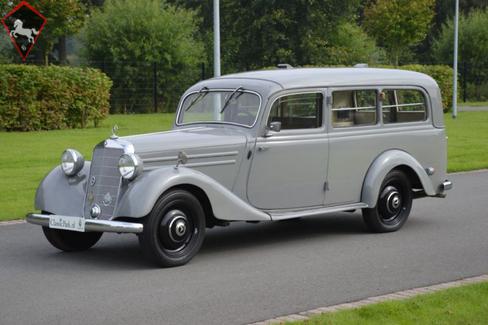 Mercedes-Benz 170V 1953