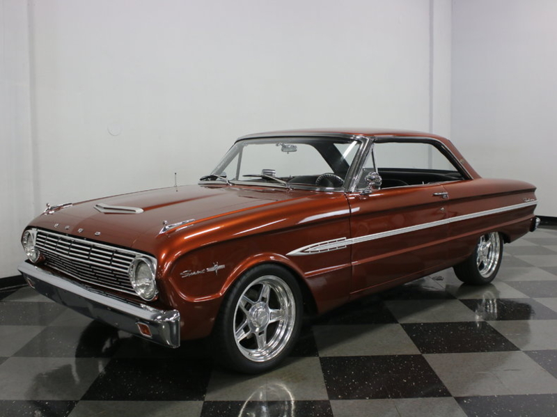 1963 Ford Falcon is listed Sold on ClassicDigest in Fort Worth by