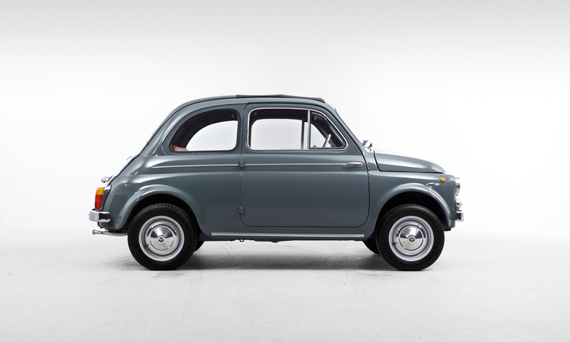 1965 fiat 500 is listed sold on classicdigest in kingsley by 4 star classics for 11745. Black Bedroom Furniture Sets. Home Design Ideas