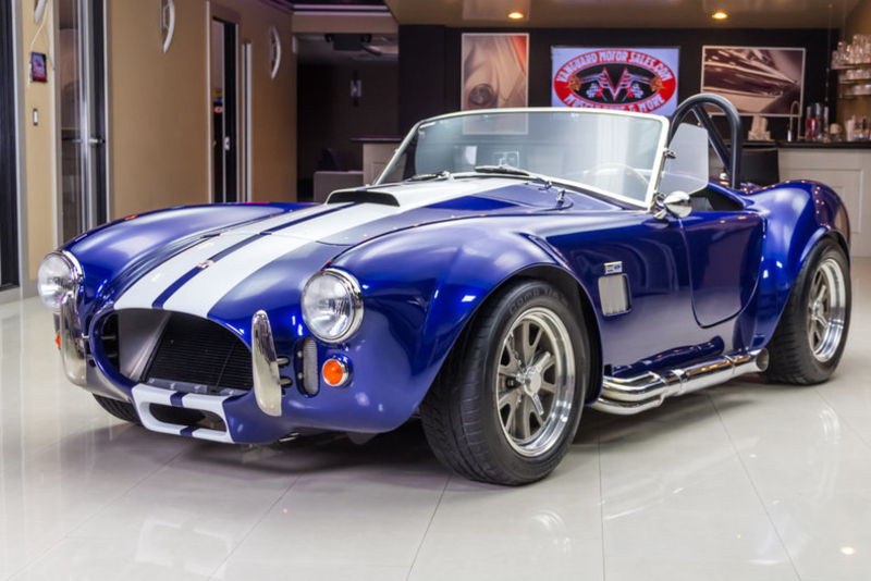 1965 Shelby Cobra Is Listed Verkauft On Classicdigest In Plymouth By