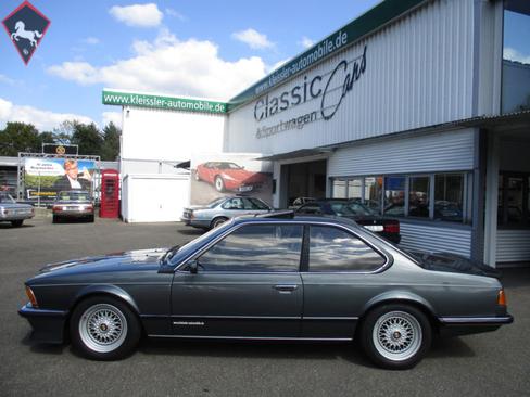 BMW M 635 CSI 1988