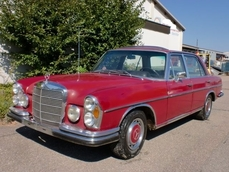 Mercedes-Benz 300SEL w109 1970