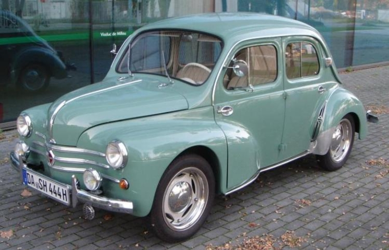 1957 renault 4cv is listed for sale on classicdigest in. Black Bedroom Furniture Sets. Home Design Ideas