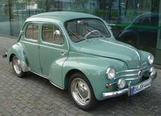 Renault 4CV 1957