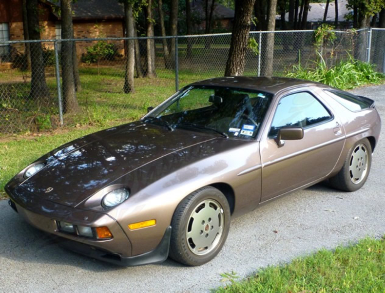 Porsche 928 is listed Sold on ClassicDigest in Arlington by