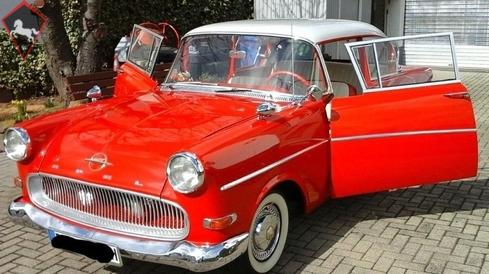 Opel Rekord 1959