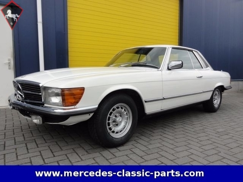Mercedes-Benz 350SLC w107 1978