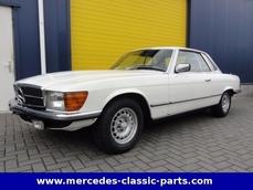 Mercedes-Benz 350SLC w107 1978