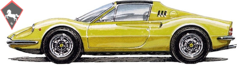 Ferrari Dino 246 1969