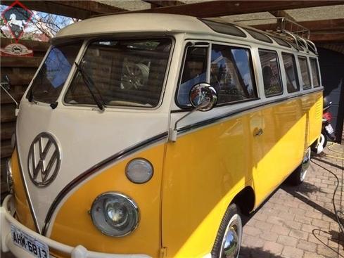 Volkswagen T1 1973