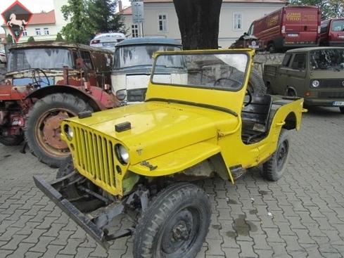 Jeep CJ2 1945