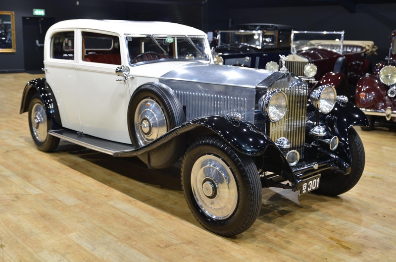 1933 Rolls Royce 20 25 Is Listed Sold On Classicdigest In