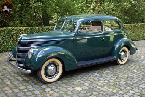 Ford V-8 1938