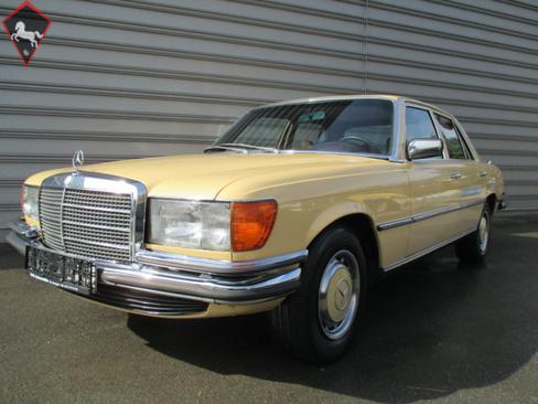 Mercedes-Benz 450SE w116 1980