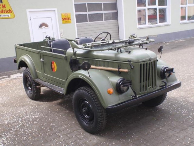 1969 GAZ Other is listed For sale on ClassicDigest in Rheinbach by Toralf  Hitzig for €5650