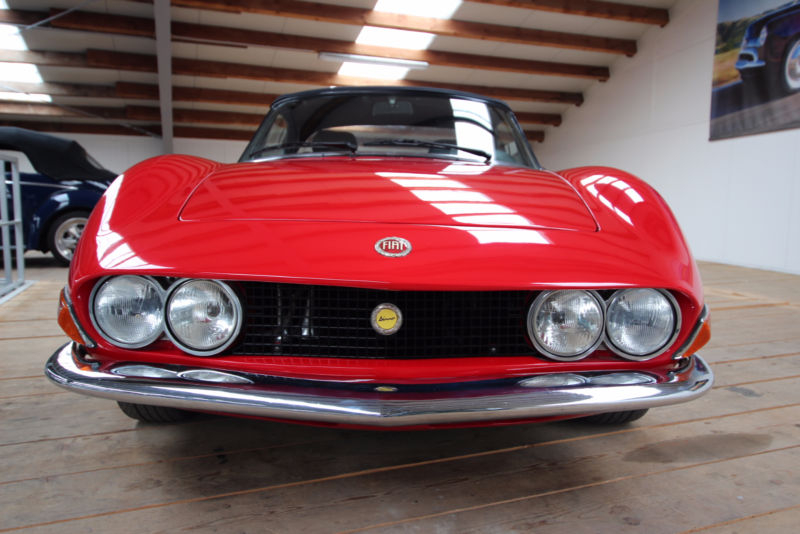 1968 Fiat Dino Spider Is Listed For Sale On Classicdigest In