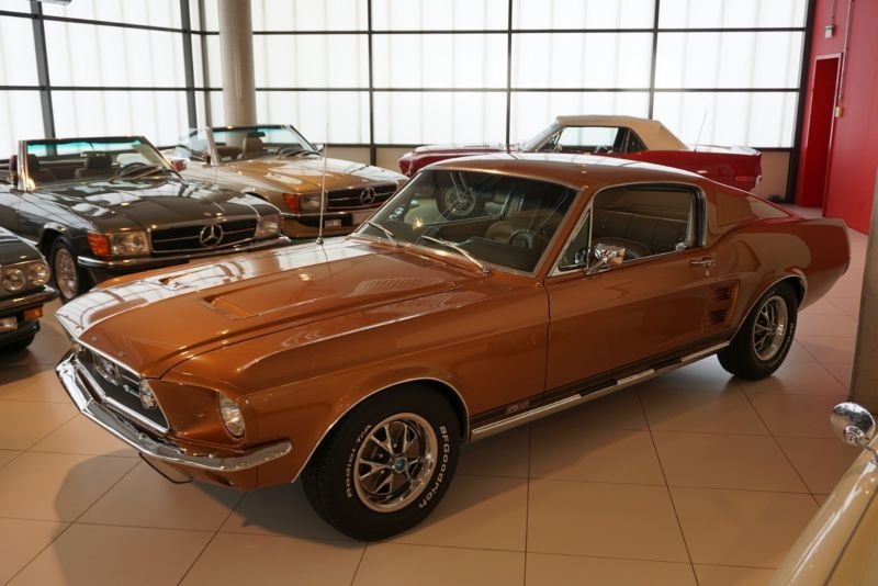 1967 Ford Mustang is listed Sold on ClassicDigest in Gautinger
