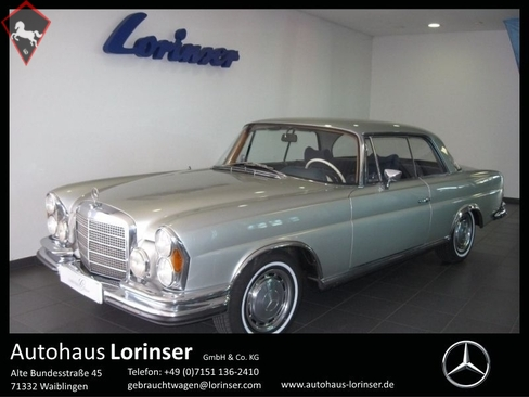 Mercedes-Benz 280SE Coupé  w111 1970