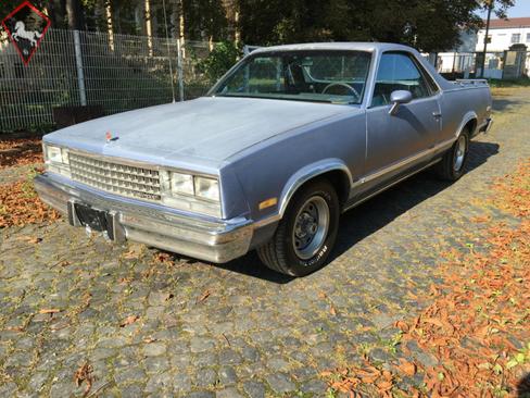 Chevrolet El Camino 1983