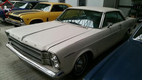 Ford Speedster 1966