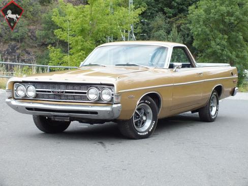 Ford Ranchero 1968