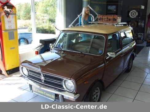 Mini Clubman/1275GT 1980