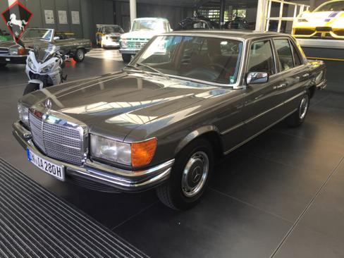 Mercedes-Benz 280S/SE w116 1975