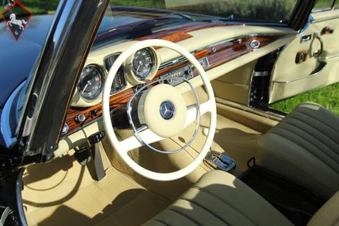 Mercedes-Benz 280SE Coupé w111 1968