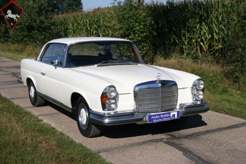 Mercedes-Benz 280SE Coupé w111 1971
