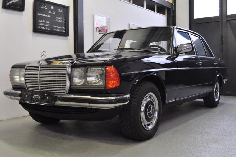 1982 Mercedes Benz 280 W123 Is Listed For Sale On Classicdigest In Sielminger Strasse 49 3de 70771 Leinfelden Echterdingen By Ahg Stuttgart Classic Cars Ug For 7900 Classicdigest Com