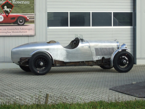 Bentley 3 1/2 Litre 1935
