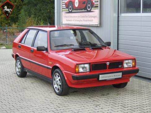 Lancia Delta 1984