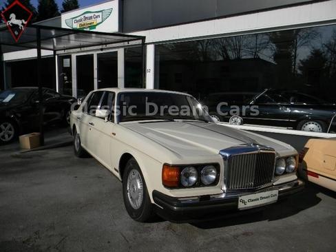 Bentley Eight 1989