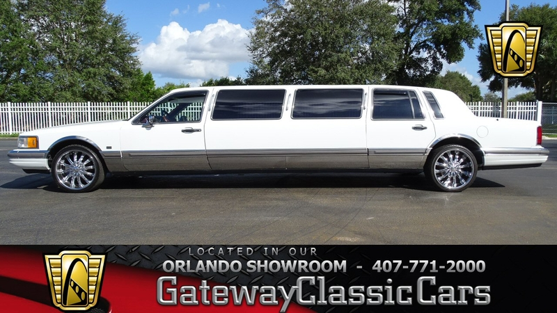 1990 Lincoln Town Car Is Listed Sald On Classicdigest In Lake Mary