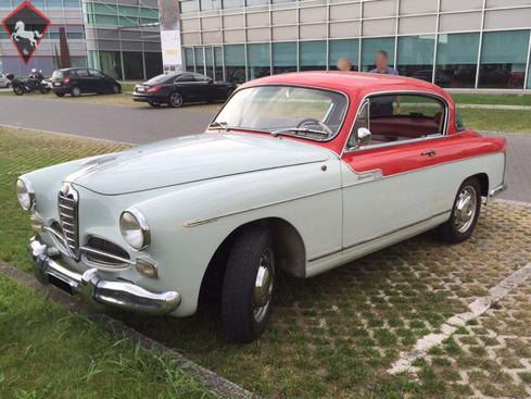Alfa Romeo 1900 Berlina 1956