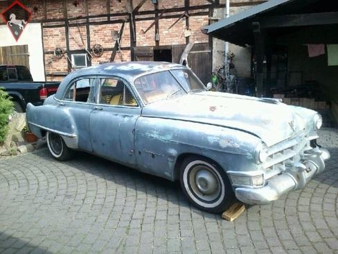 Cadillac Series 60 1949