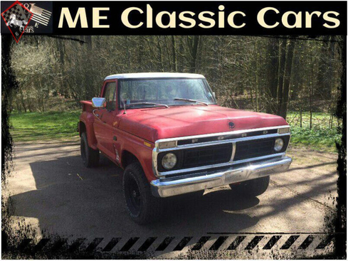 Ford F-100 1976