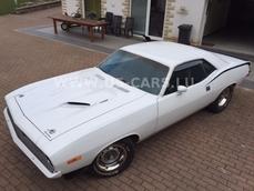 Plymouth Cuda 1973