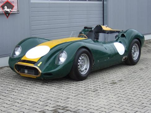 Lister -Jaguar 1958